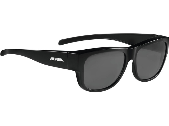 Alpina Overview II P Glasses black matt